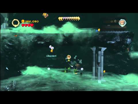Lego Lord of the Rings: Level 15/The Paths Of The Dead – FREE PLAY – All Collectables – HTG