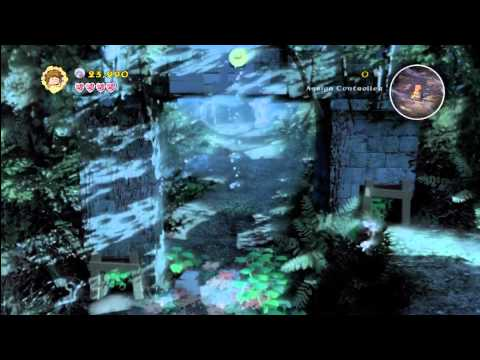 Lego Lord of the Rings: Level 6/Amon Hen – FREE PLAY – All Collectables – HTG