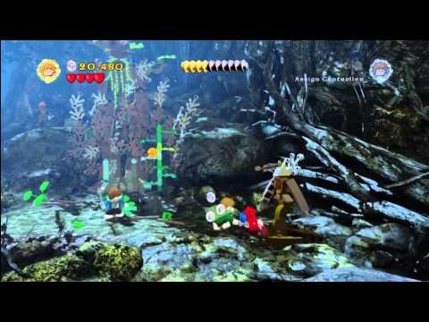 Lego Lord of the Rings: Level9/Track Hobbits- Safe Is Where I will Keep you Trophy/Achievement – HTG
