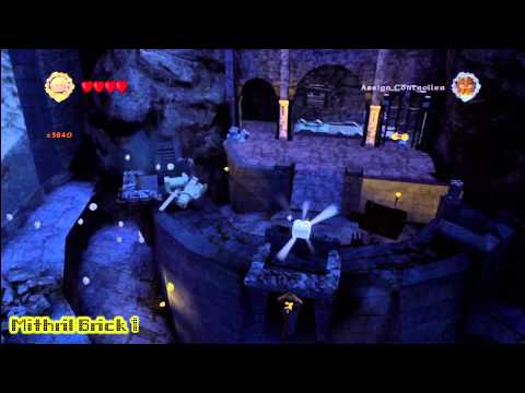 Lego Lord of the Rings: Middle Earth Free Roam – Helm's Deep Collectables – HTG