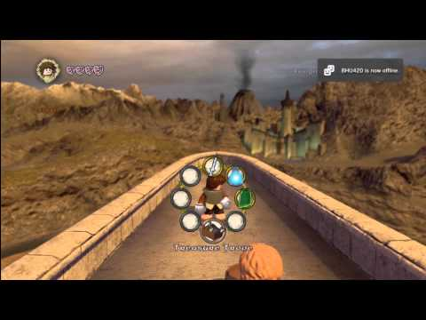 Lego Lord of the Rings: Worth greater than the Shire Trophy/Achievement – HTG