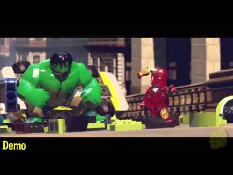 Lego Marvel Super Heroes: Demo Playthrough – HTG