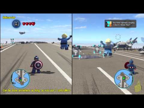 Lego Marvel Super Heroes: Don't I Know You Trophy/Achievement – HTG