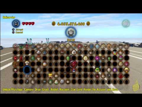 Lego Marvel Super Heroes: Guardians Of The Galaxy Trophy/Achievement – HTG