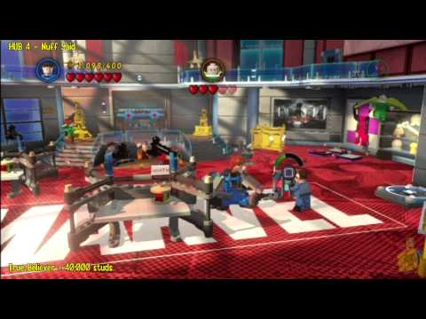 Lego Marvel Super Heroes: HUB 4 Nuff Said – Story Walkthrough – HTG