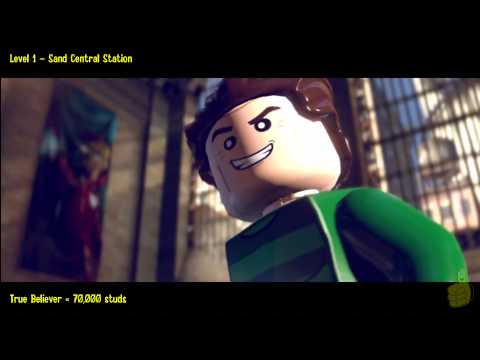 Lego Marvel Super Heroes: Level 1 Sand Central Station – Story Walkthrough – HTG