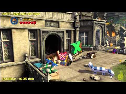 Lego Marvel Super Heroes: Level 8 Juggernauts And Crosses – Story Walkthrough – HTG