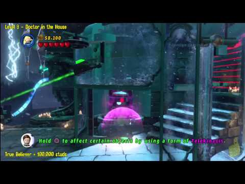 Lego Marvel Super Heroes: Level 9 Doctor In The House – Story Walkthrough – HTG