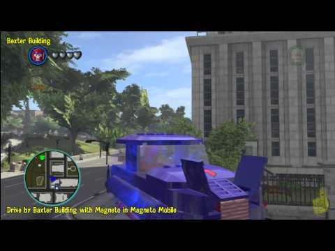 Lego Marvel Super Heroes: Menace To Magneto Trophy/Achievement – HTG – YouTube thumbnail