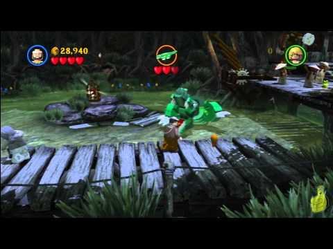 Lego Pirates of the Caribbean: Level 7 A Touch Of Destiny – Story Walkthrough – HTG
