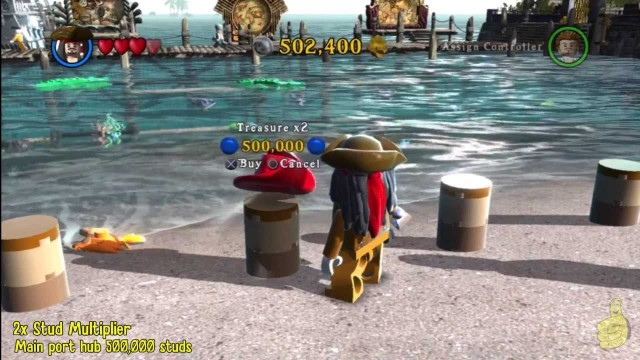 LEGO Pirates of the Caribbean Trophy/Achievement Guide – HTG