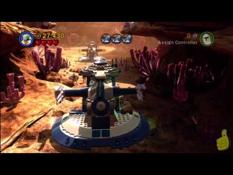 LEGO Star Wars 3: Asajj Ventress Chapter 2 (Ambush!) Story Walkthrough – HTG