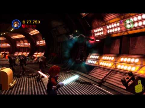 LEGO Star Wars 3: Asajj Ventress Chapter 3 (Blue Shadow Virus) Story Walkthrough – HTG