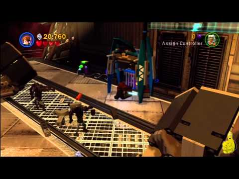 LEGO Star Wars 3: Asajj Ventress Chapter 4 (Storm Over Ryloth) Story Walkthrough – HTG