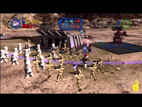 LEGO Star Wars 3: Asajj Ventress Chapter 6 (Liberty on Ryloth) Story Walkthrough – HTG
