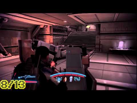 Mass Effect 3: Mission 2(MARS) Collectable Locations – HTG