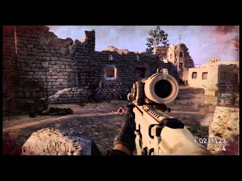 Medal Of Honor Warfighter: Extreme Realism Trophy/Achievement – HTG