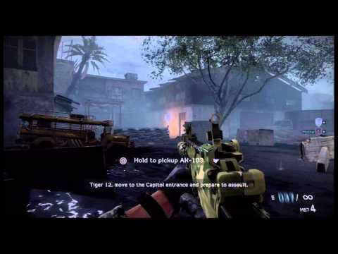 Medal Of Honor Warfighter: Funny Glitches – HTG