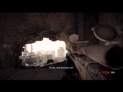 Medal Of Honor Warfighter: Leftover Lead Trophy/Achievement – HTG