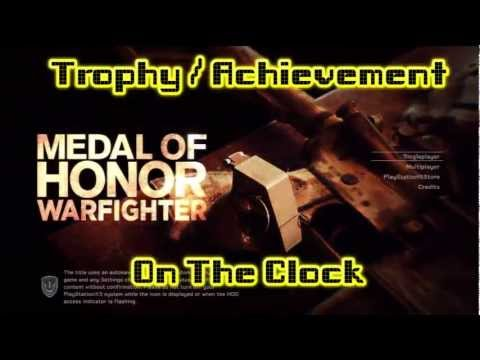 Medal Of Honor Warfighter: On the Clock Trophy/Achievement – HTG