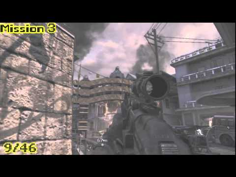 Modern Warfare 3: Intel Locations 1-13 – HTG