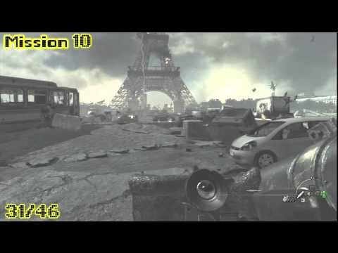 Modern Warfare 3: Intel Locations 26-34 – HTG
