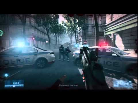 Battlefield 3 The Professional Trophy / Achievement HTG