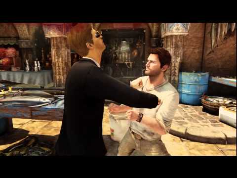 Uncharted 3: He's Gonna Need a Sturgeon Trophy – HTG