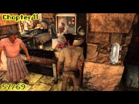 Uncharted 3: Treasure Locations 51-69 – HTG