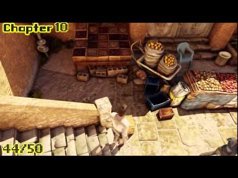 Uncharted 3: Treasure Locations 33-50 – HTG