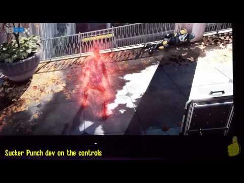 PAX Prime 2013: inFamous Second Son Footage – HTG