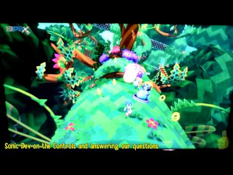 PAX Prime 2013: Sonic Lost World Footage Part 2 – HTG