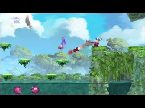 Rayman Origins: Back At You! Trophy/Achievement – HTG – YouTube thumbnail
