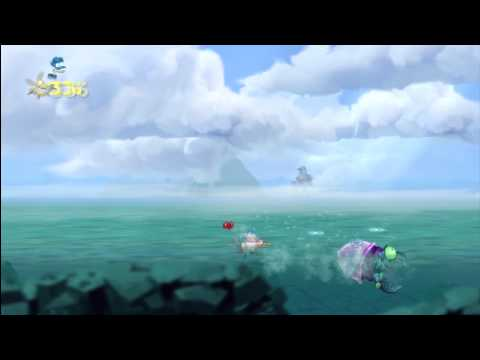 Rayman Origins: Blue Baron! Trophy/Achievement – HTG