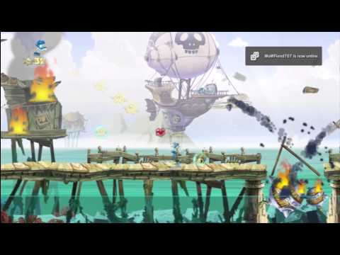 Rayman Origins: No Panic! Trophy/Achievement – HTG
