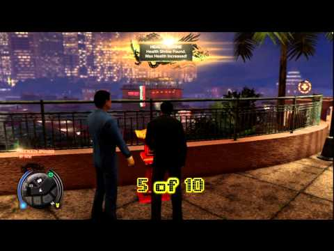 Sleeping Dogs: Health Shrines Aberdeen 10/10 – Spiritual Healing Trophy/Achievement – HTG