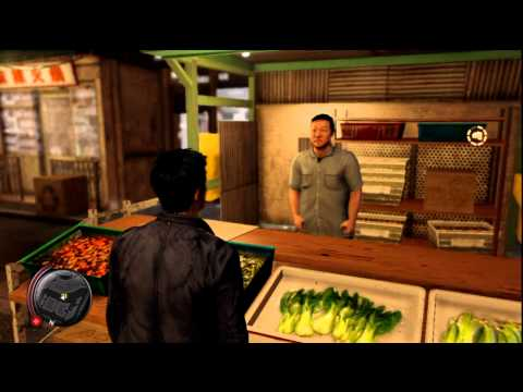 Sleeping Dogs: Mission 1 – Show Some Muscle – HTG