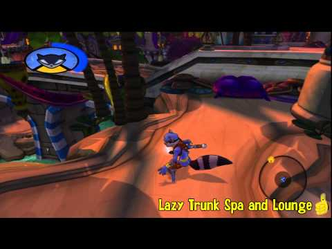 Sly Cooper Thieves in Time: Bonus Request – Lazy Trunk Spa And Lounge Location – HTG – YouTube thumbnail