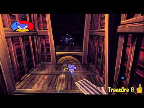 Sly Cooper Thieves in Time: Episode 2 – Cotton Mouth Bluff Treasures – HTG – YouTube thumbnail