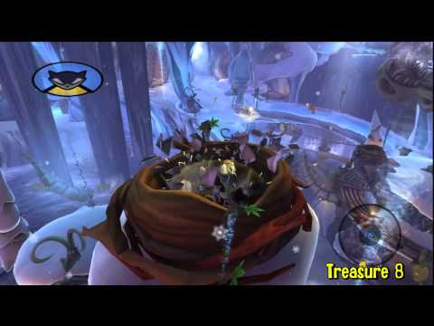 Sly Cooper Thieves in Time: Episode 3 – Gungathal Valley Treasures – HTG