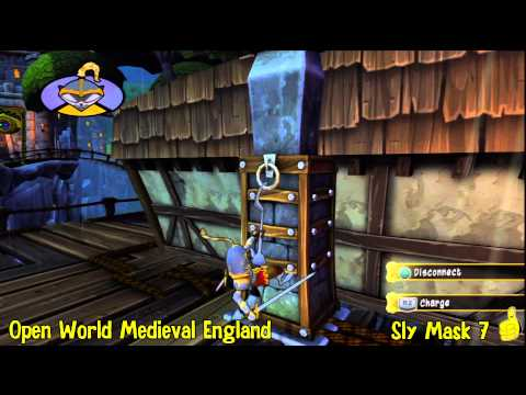 Sly Cooper Thieves in Time: Episode 4 – Medieval England Sly Mask Locations – HTG – YouTube thumbnail