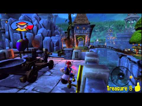 Sly Cooper Thieves in Time: Episode 4 – Medieval England Treasures – HTG – YouTube thumbnail