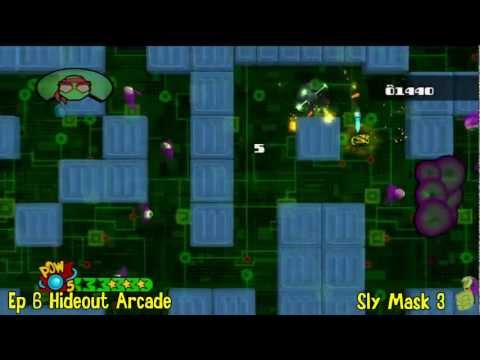 Sly Cooper Thieves in Time: Episode 6 Paris Epilogue – Paris Sly Mask Locations – HTG – YouTube thumbnail