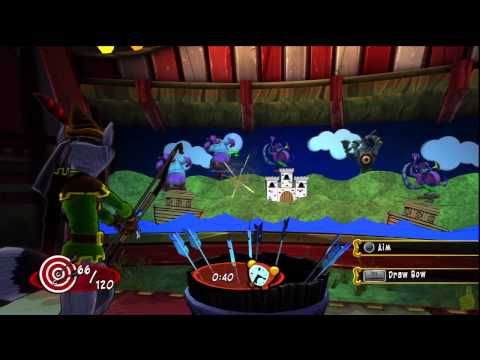 Sly Cooper Thieves in Time: Golden Arrow Trophy – HTG