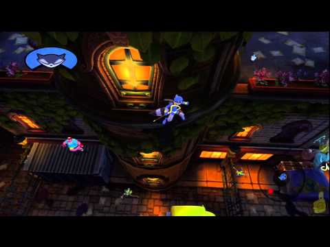 Sly Cooper Thieves in Time: Prologue Museum Heist – All Collectables – HTG – YouTube thumbnail