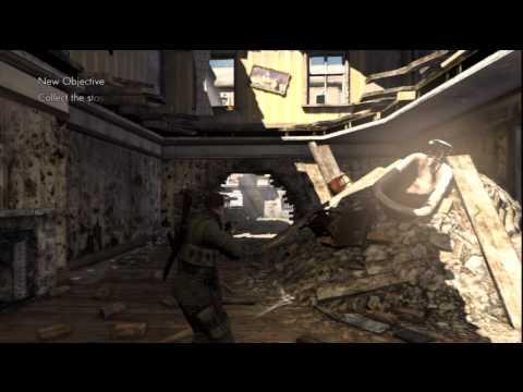 Sniper Elite Demo Play through 1 – HTG