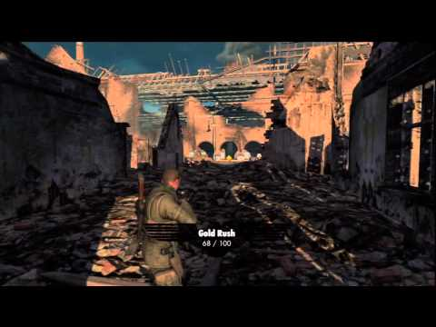 Sniper Elite V2: Level 7 Walkthrough – HTG