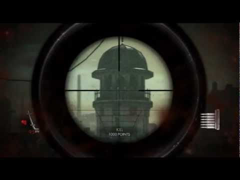Sniper Elite V2: Level 8 Walkthrough – HTG