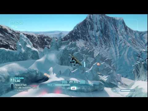 SSX: It's Cold Out Here Trophy/Achievement – HTG