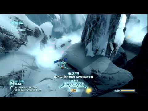 SSX: The Apple Theory Trophy/Achievement – HTG